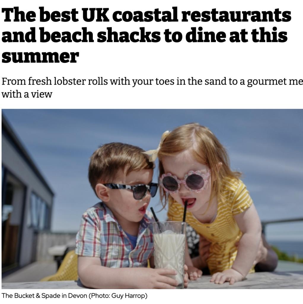best beach cafe